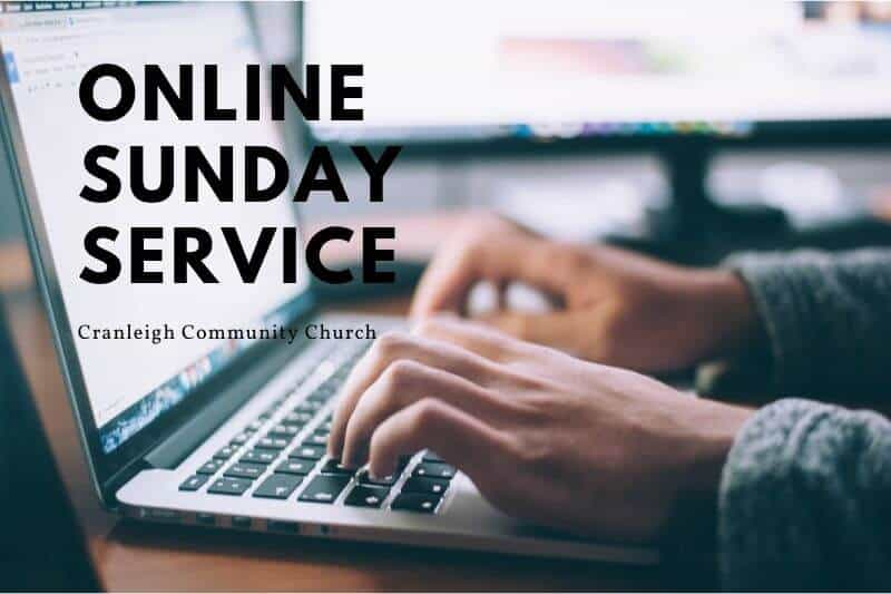 Online Sunday Service with Communion